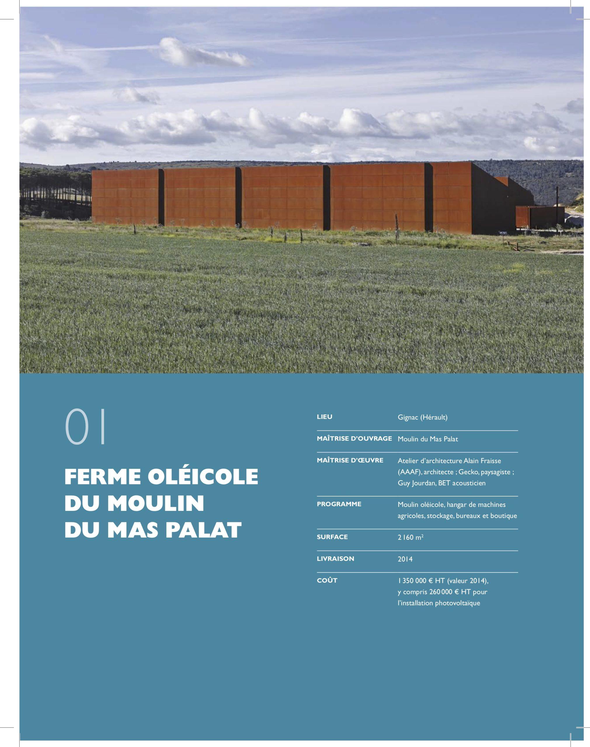 Cividino Nouvelles architectures agricoles 2