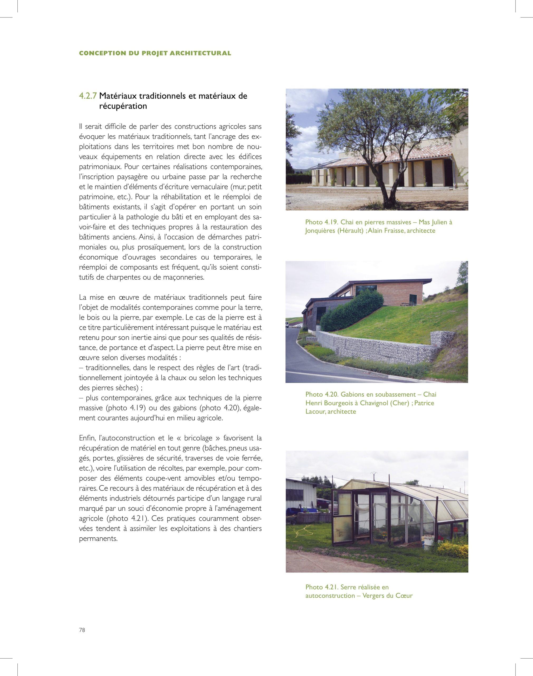 Cividino Nouvelles architectures agricoles 4